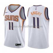 Phoenix Suns NBA Basketball Drakter 2018 Brandon Knight 11# Association Edition..