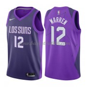 Phoenix Suns NBA Basketball Drakter 2018 T.J. Warren 12# City Edition..