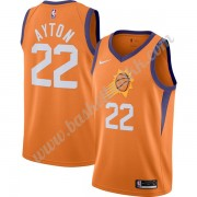 Phoenix Suns NBA Basketball Drakter 2019-20 DeAndre Ayton 22# Oransje Finished Statement Edition Swi..