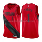 Portland Trail Blazers NBA Basketball Drakter 2018 Evan Turner 1# Statement Edition..