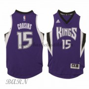 Barn Basketball Drakter Sacramento Kings 2015-16 DeMarcus Cousins 15# Road..