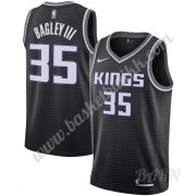 Barn Basketball Drakter Sacramento Kings 2019-20 Marvin Bagley III 35# Svart Statement Edition Swing..