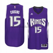 Sacramento Kings NBA Basketball Drakter 2015-16 DeMarcus Cousins 15# Road Drakt..