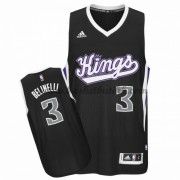 Sacramento Kings NBA Basketball Drakter 2015-16 Marco Belinelli 3# Alternate Drakt..