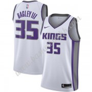 Sacramento Kings NBA Basketball Drakter 2019-20 Marvin Bagley III 35# Hvit Association Edition Swing..