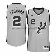 San Antonio Spurs NBA Basketball Drakter 2015-16 Kawhi Leonard 2# Alternate Drakt..