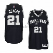 San Antonio Spurs NBA Basketball Drakter 2015-16 Tim Duncan 21# Road Drakt..