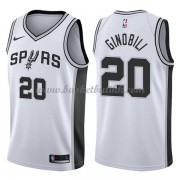 San Antonio Spurs NBA Basketball Drakter 2018 Manu Ginobili 20# Association Edition..
