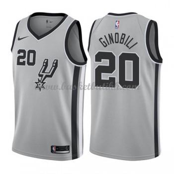San Antonio Spurs NBA Basketball Drakter 2018 Manu Ginobili 20# Statement Edition