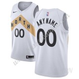 Barn Basketball Drakter Toronto Raptors 2019-20 Hvit City Edition Swingman Drakt