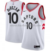 Toronto Raptors NBA Basketball Drakter 2018 DeMar DeRozan 10# Association Edition..