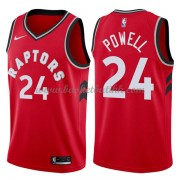 Toronto Raptors NBA Basketball Drakter 2018 Norman Powell 24# Icon Edition..