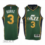Barn Basketball Drakter Utah Jazz 2015-16 Trey Burke 3# Alternatre..
