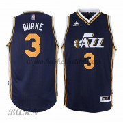 Barn Basketball Drakter Utah Jazz 2015-16 Trey Burke 3# Road..