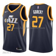 Barn Basketball Drakter Utah Jazz 2018 Rudy Gobert 27# Icon Edition Swingman..
