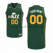 Utah Jazz NBA Basketball Drakter 2015-16 Alternatre Drakt..