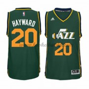 Utah Jazz NBA Basketball Drakter 2015-16 Gordon Hayward 20# Alternate Drakt..