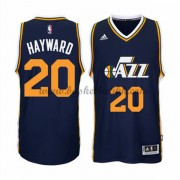 Utah Jazz NBA Basketball Drakter 2015-16 Gordon Hayward 20# Road Drakt..