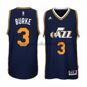 Utah Jazz NBA Basketball Drakter 2015-16 Trey Burke 3# Road Drakt..