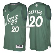 Utah Jazz Basketball Drakter 2016 Gordon Hayward 20# NBA Julen Drakt..