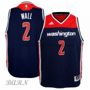 Barn Basketball Drakter Washington Wizards 2015-16 John Wall 2# Alternate..