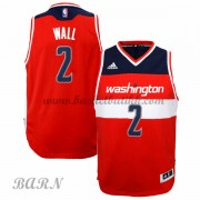 Barn Basketball Drakter Washington Wizards 2015-16 John Wall 2# Road..