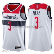 Barn Basketball Drakter Washington Wizards 2018 Bradley Beal 3# Association Edition Swingman..