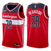 Barn Basketball Drakter Washington Wizards 2018 Ian Mahinmi 28# Icon Edition Swingman..