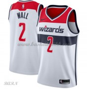 Barn Basketball Drakter Washington Wizards 2018 John Wall 2# Association Edition Swingman..