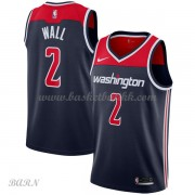 Barn Basketball Drakter Washington Wizards 2018 John Wall 2# Statement Edition Swingman..