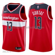 Barn Basketball Drakter Washington Wizards 2018 Marcin Gortat 13# Icon Edition Swingman..
