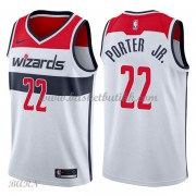 Barn Basketball Drakter Washington Wizards 2018 Otto Porter Jr. 22# Association Edition Swingman..