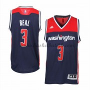 Washington Wizards NBA Basketball Drakter 2015-16 Bradley Beal 3# Alternate Drakt..