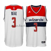 Washington Wizards NBA Basketball Drakter 2015-16 Bradley Beal 3# Hjemme Drakt..