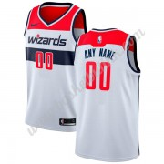 Washington Wizards NBA Basketball Drakter 2018 Association Edition..