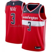 Washington Wizards NBA Basketball Drakter 2018 Bradley Beal 3# Icon Edition..