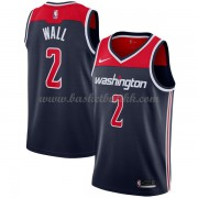 Washington Wizards NBA Basketball Drakter 2018 John Wall 2# Statement Edition..