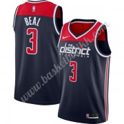 Washington Wizards NBA Basketball Drakter 2019-20 Bradley Beal 3# Marinen Finished Statement Edition..