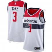 Washington Wizards NBA Basketball Drakter 2019-20 Bradley Beal 3# Hvit Association Edition Swingman ..