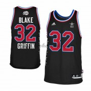 West All Star Game 2015 Blake Griffin 32# NBA Basketball Drakter..