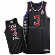 West All Star Game 2015 Chris Paul 3# NBA Basketball Drakter..
