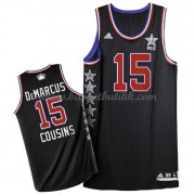 West All Star Game 2015 Demarcus Cousins 15# NBA Basketball Drakter..