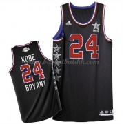 West All Star Game 2015 Kobe Bryant 24# NBA Basketball Drakter..