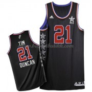 West All Star Game 2015 Tim Duncan 21# NBA Basketball Drakter
