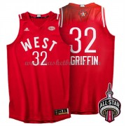 West All Star Game 2016 Blake Griffin 32# NBA Basketball Drakter..
