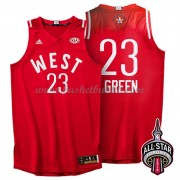 West All Star Game 2016 Draymond Green 23# NBA Basketball Drakter..