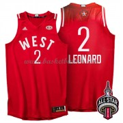 West All Star Game 2016 Kawhi Leonard 2# NBA Basketball Drakter..