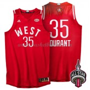 West All Star Game 2016 Kevin Durant 35# NBA Basketball Drakter..