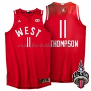 West All Star Game 2016 Klay Thompson 11# NBA Basketball Drakter..