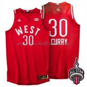 West All Star Game 2016 Stephen Curry 30# NBA Basketball Drakter..